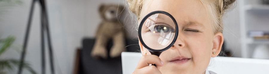 Çocuk Göz Sağlığı Nedir?