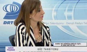 Göz Tansiyonu - Opr. Dr. Davut ÖZBAY
